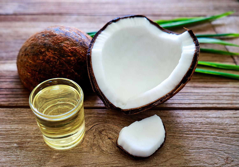 Kokosu aliejus odai